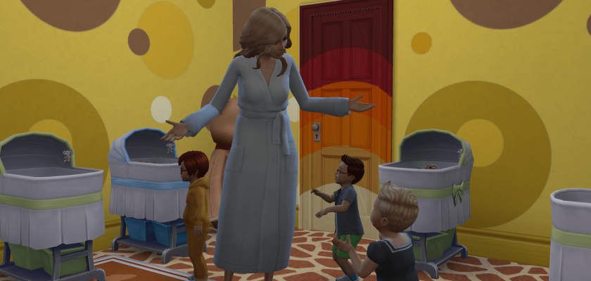 100 Baby Challenge Too Many Kids