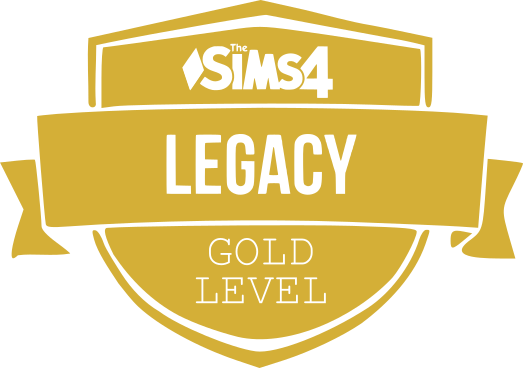 Legacy Challenge Gold Badge