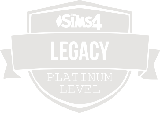 Legacy Challenge Platinum Badge